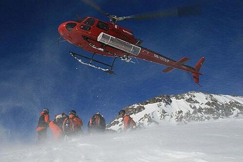 Shimla Manali Helicopter Ride