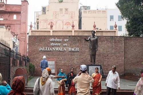 Jallianwala Bagh Memorial, Amritsar