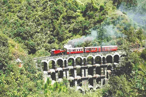Kalka Shimla Toy Train Ride Tour Package