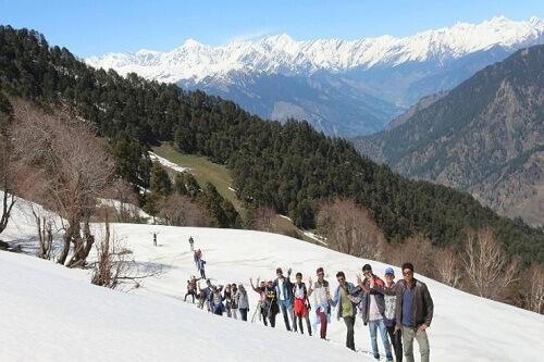 Manali Shimla Group Holiday