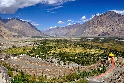Nubra Valley, Ladakh, Himalayas