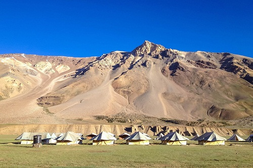 Sarchu - Leh Road
