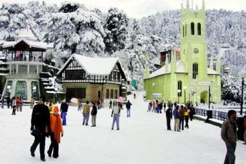 Shimla Honeymoon Holiday Package