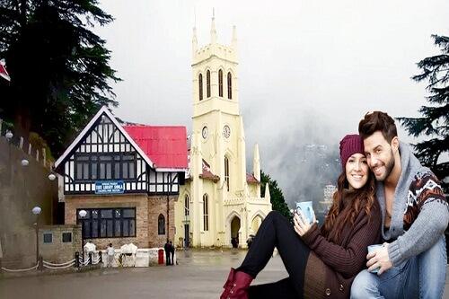 Shimla Manali Chandigarh Budget Honeymoon Package