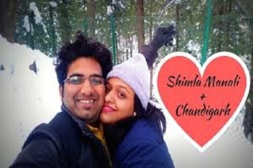 Shimla Manali Chandigarh Honeymoon Tour Package