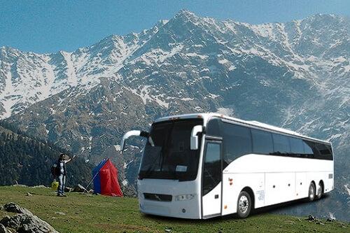 Shimla Volvo Bus Tour Package