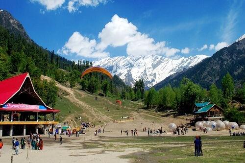 Solang Valley, Manali, Himachal Pradesh
