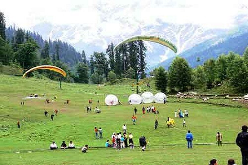 Solang Valley Tour in Group