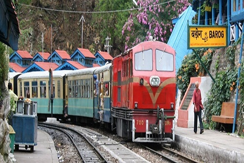 Shimla Toy Train Holiday Package