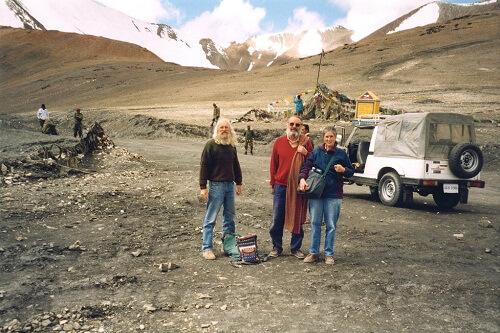 Tanglang-La Pass