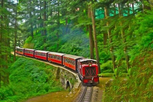 Kalka Shimla World Heritage Toy Train Ride