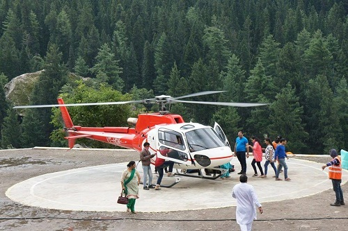 Shimla Tour By Helicopter