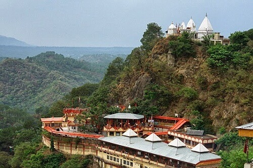 Himachal Temples Tour Package
