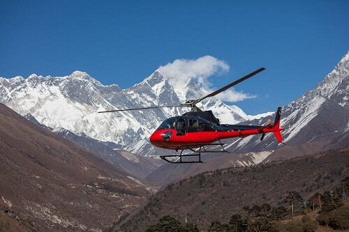 Shimla Manali Tour By Helicopter