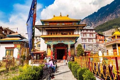 Manali Tibetan Monastery Tour