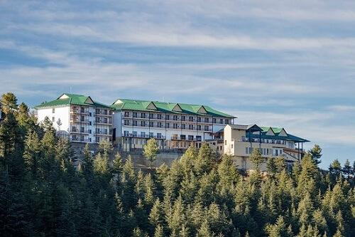 Deluxe Hotels in Himachal