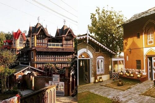 Heritage Hotels in Himachal Pradesh