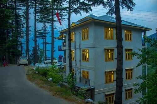 Himachal Hotels Address