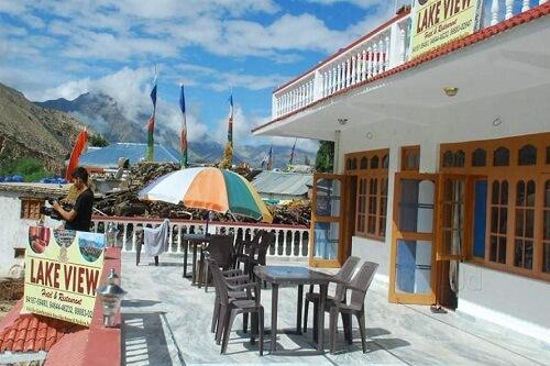 Himachal Hotels Contact No.