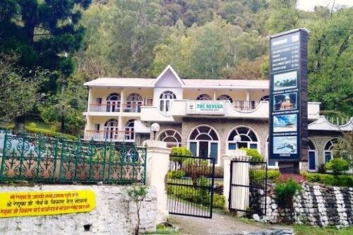 Himachal List o f Hotels