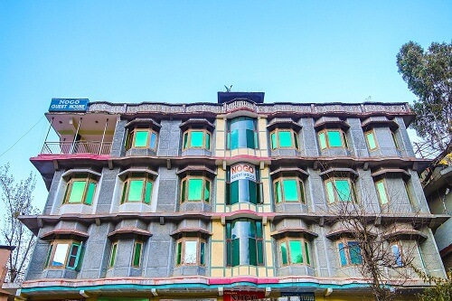 Hotels Near Great Himalayan National Park Kullu