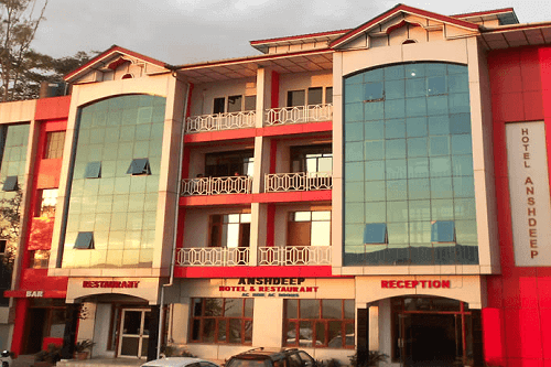 List of Himachal Hotels