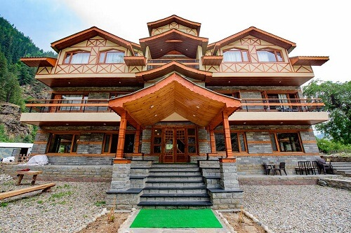 Tourism Hotels in Himachal