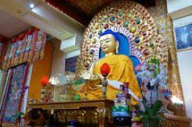 Tibetan Monastery, Dharamshala