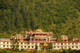Dhakpo Monastery, Kullu