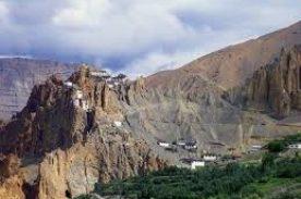 Dhankar Monastery, Himachal Pradesh
