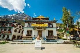 Kardang Monastery, Lahaul