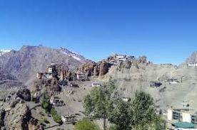 Lhahlung Village, Spiti