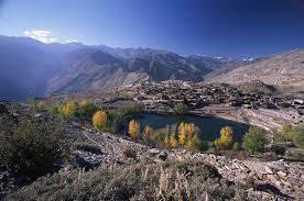 Nako Lake, Kinnaur, Himachal Pradesh