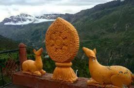 Shashur Buddhist Monastery, Himachal Pradesh