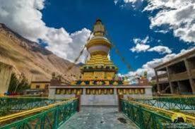 Tabo Monastery In Spiti Valley of Himachal Pradesh
