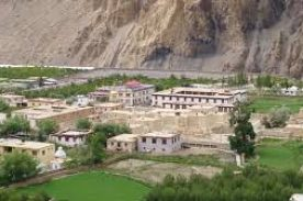 Tabo Village, Lahaul Spiti, Himachal Pradesh