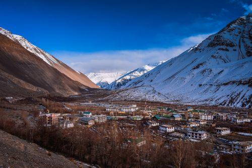 Tabo Village & Monastery, Spiti, Himachal Pradesh