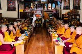 Tibetam Monastery, Dharamshala